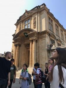 University of Oxford 2018