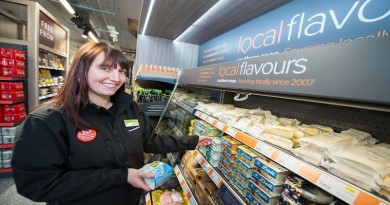 Celebrate Local Producers during British Food Fortnight