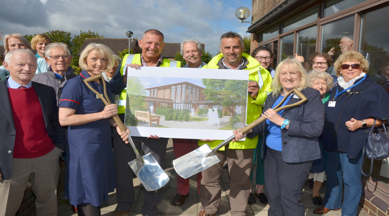 Construction Commences on £3.6m Countess of Brecknock Hospice Expansion