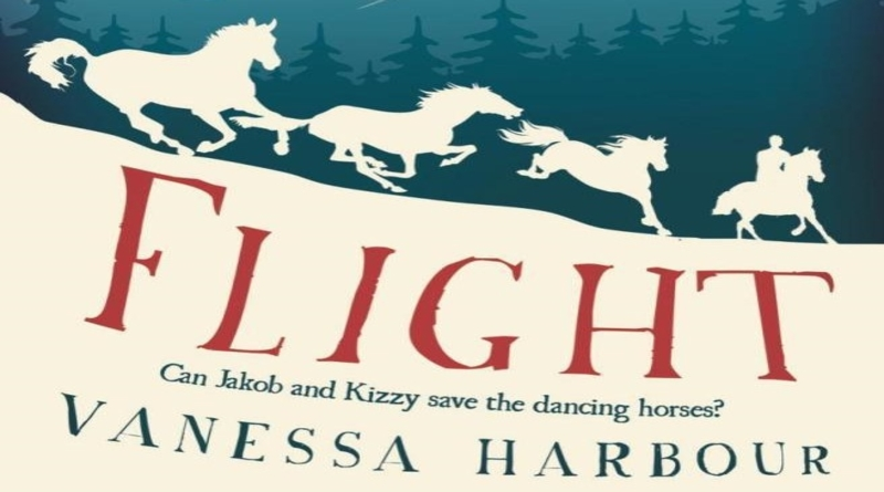 Flight is the debut novel of Dr Vanessa Harbour