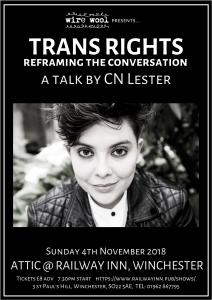 CN Lester poster