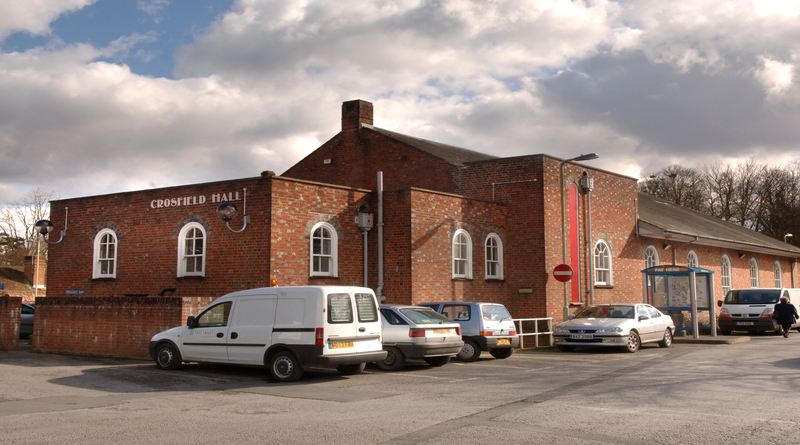 Crosfield Hall