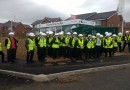 Harrow Way lay career foundations with construction trip