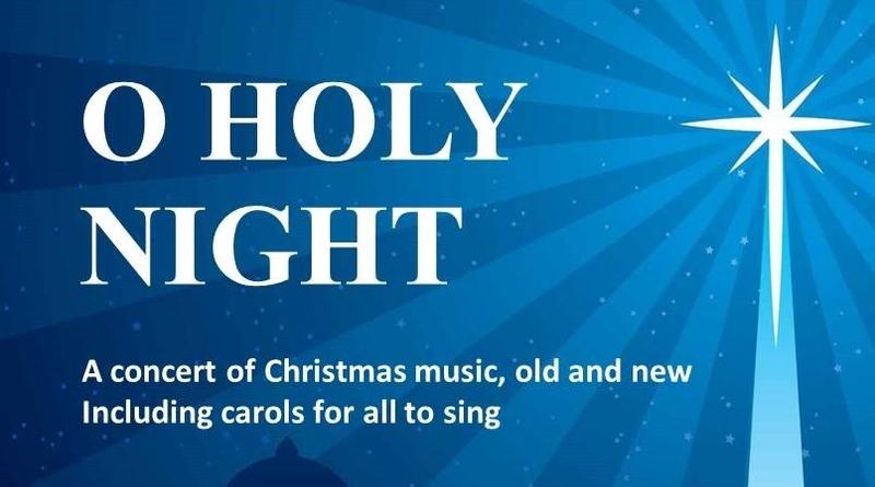 The Harmonium Singers concert 15 Dec 2018