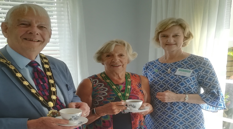 Anniversary Celebrations for Jane Scarth House - Romsey Cancer Support Centre