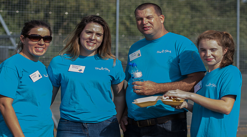 Blue Sky Fostering celebrates foster families at annual fun day
