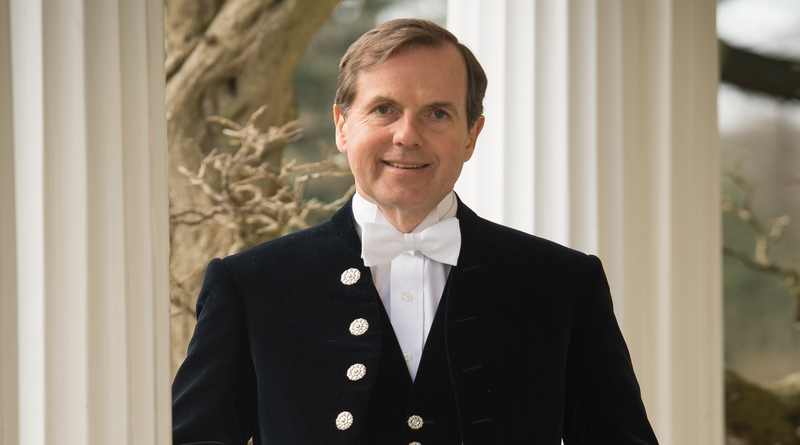 Mark Thistlethwayte, High Sheriff of Hampshire 2018-19
