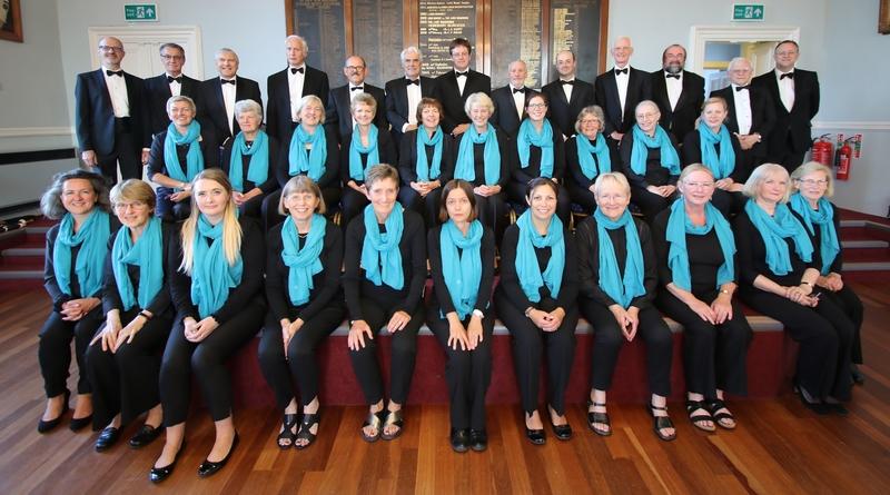 Romsey Singers celebrate 50 Years of Singing!