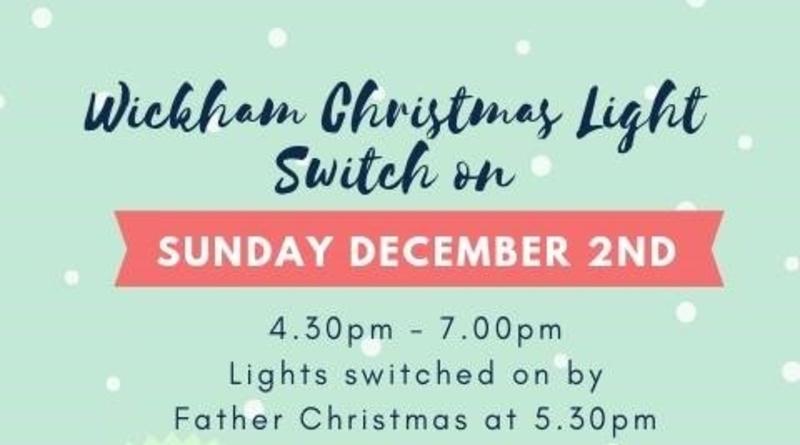 Wickham Light Switch On