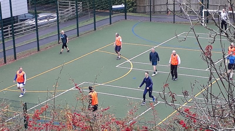 Winchester Walking Football