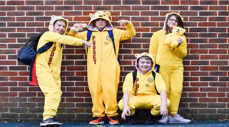 Winton Community Academy Children In Need