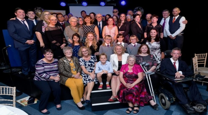 2018 A proud year for local community awards