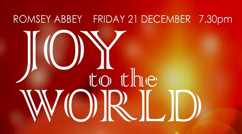Joy to the World - Christmas with the Romsey Singers Conducted by Philip Lawson