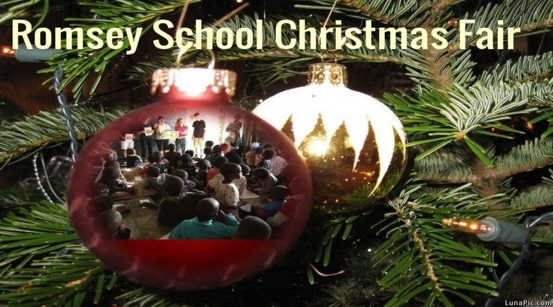 Romsey School's Christmas Fair