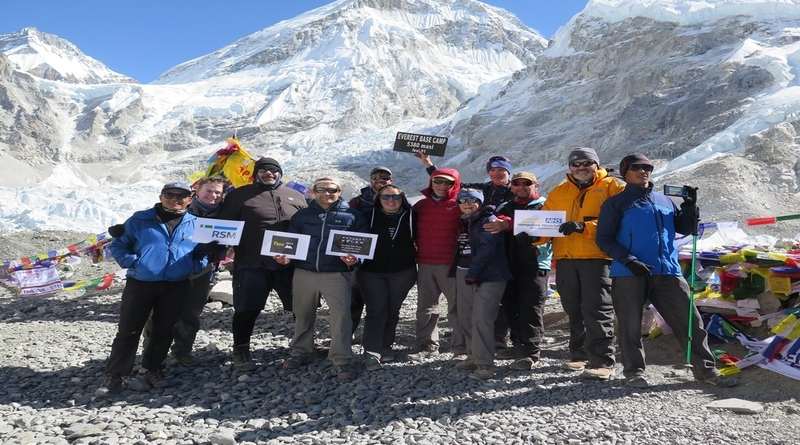 Everest Trek Team
