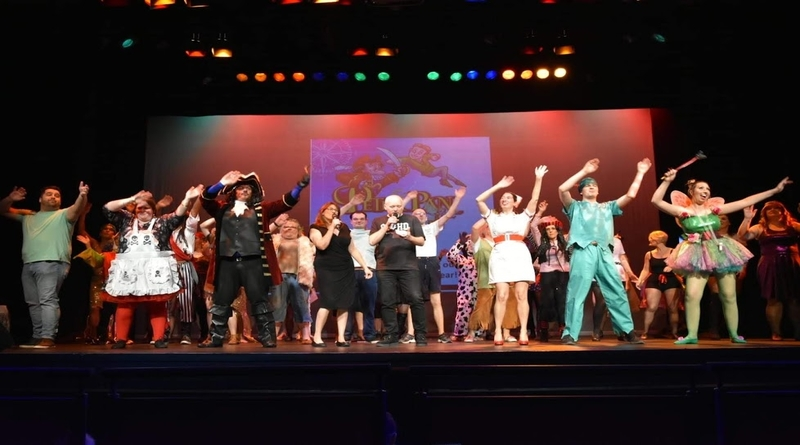 Hampshire Hospitals staff wow the audience at annual show