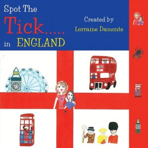 Spot the Tick England