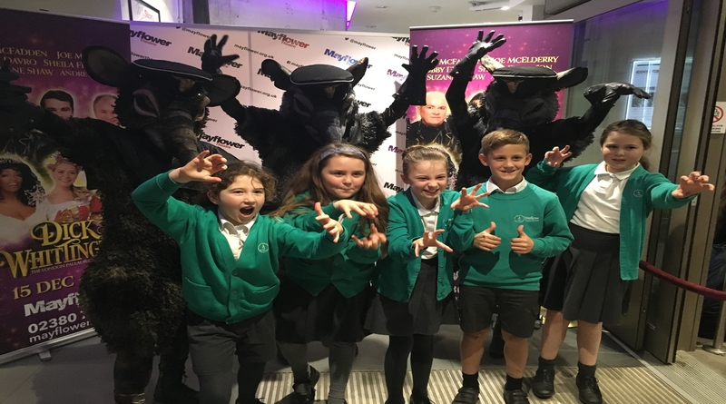 Wellow Primary School's budding Reporters review Dick Whittington at the Mayflower Theatre