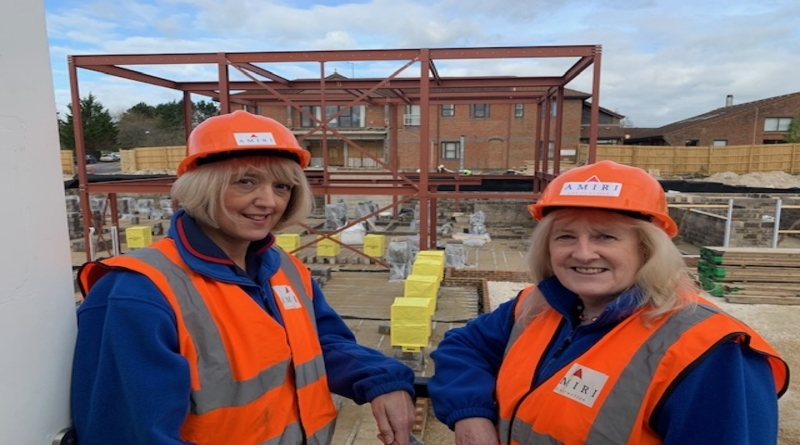 Health focus talk – Countess of Brecknock Hospice expansion update