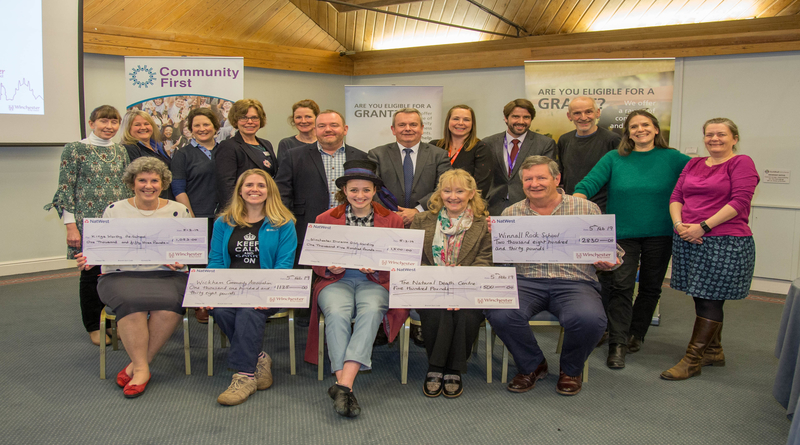 Groups impress with pitch-perfect ideas at Dragons' Den event