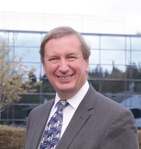 Peter Birkett, CEO of Southampton Science Park