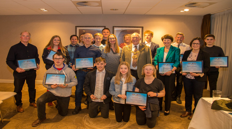 Sports stars and inspirational volunteers celebrated in Winchester District Sports Awards