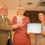 Vicky Smith - Volunteer of the Year