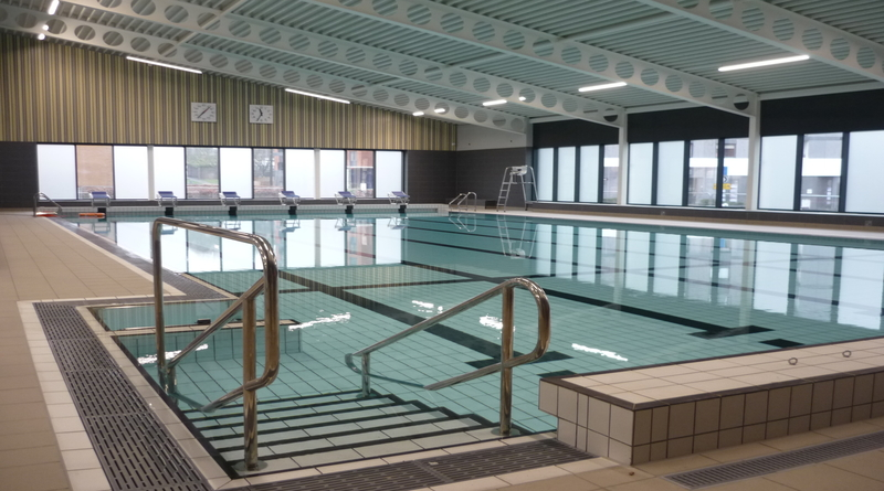 Andover Leisure Centre Swimming Pool