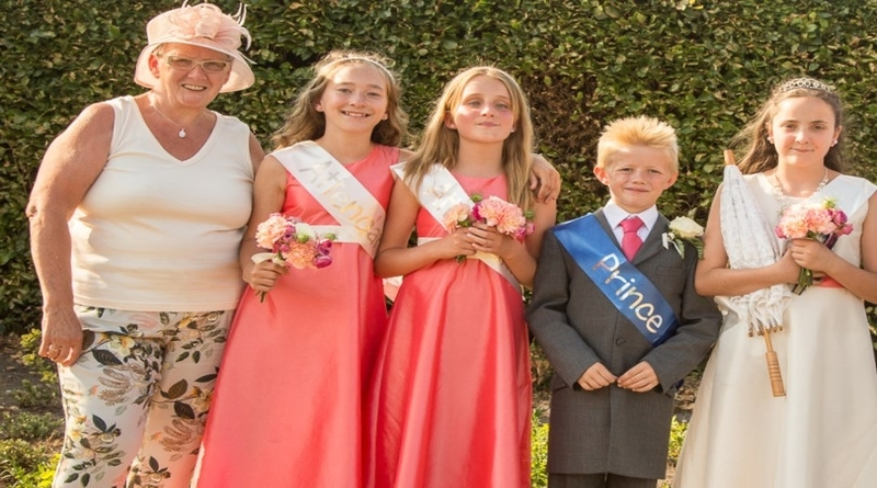 Andover Carnival says Goodbye to Carnival Royals and Ambassador