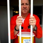Get your boss arrested for charity with the Naomi House and Jacksplace 'Jail and Bail'