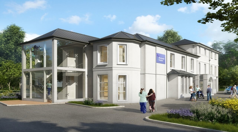 Grants bring Winchester Hospice closer to reality