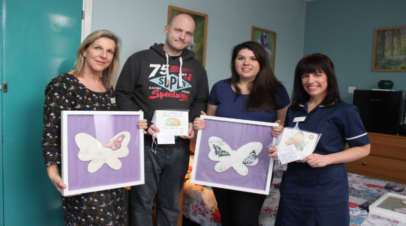 Mum's donation to help bereaved families