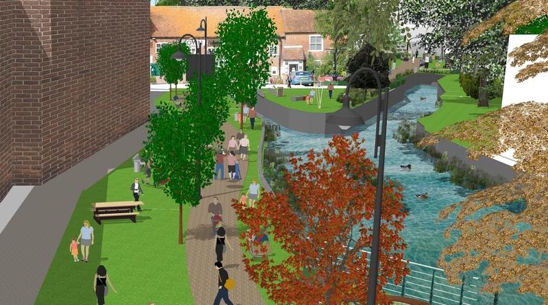 Town Mills redevelopment receives £500k boost