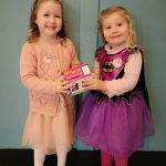 Hampshire birthday girls give up presents and cards for donations to Naomi House & Jacksplace