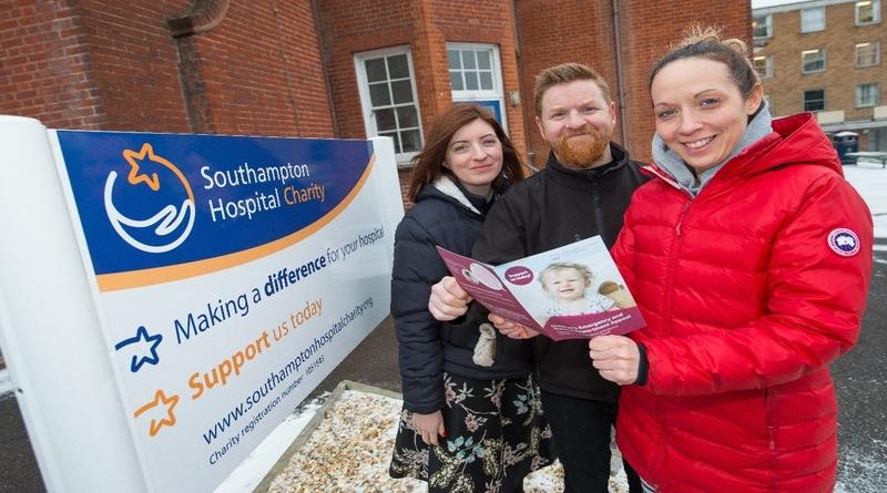 £12K donated to Southampton Children's Hospital Charity Southampton