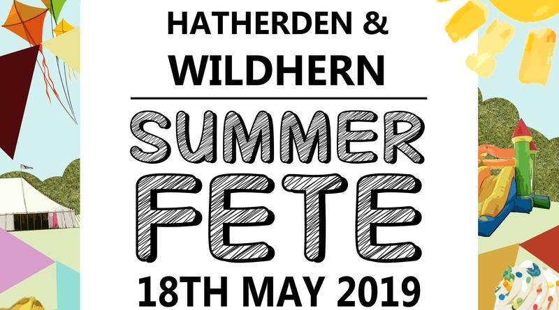 Hatherden and Wildhern Summer Fete