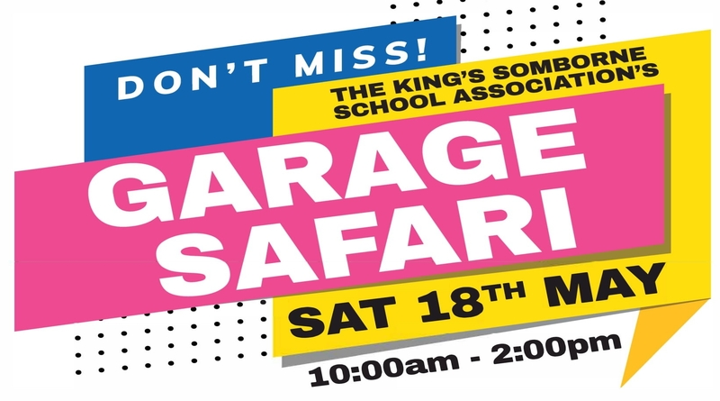 King's Somborne Garage Safari