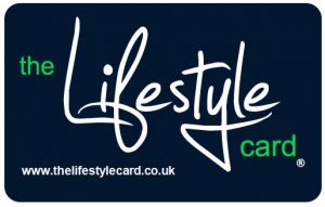 Logo. Lifestyle Card