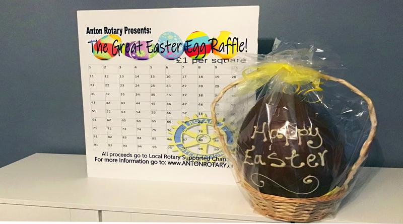 Charity Easter Egg Hunt