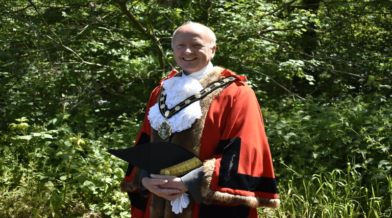 Councillor Martin Hatley elected as Mayor of Test Valley