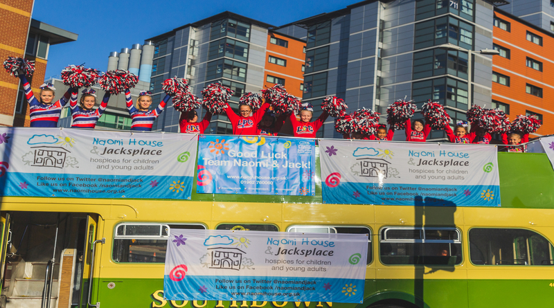 Hospices plan biggest ever cheer point at Great South Run
