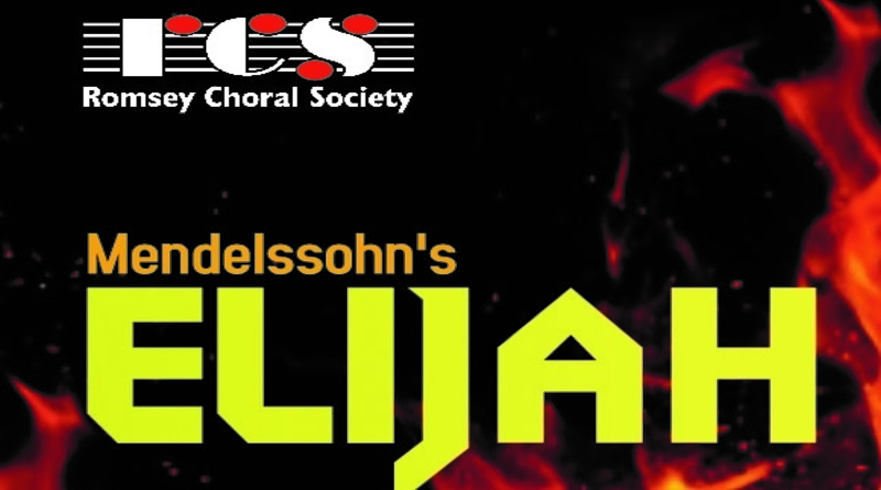 Romsey Choral Society Mendelsshon's Elijah