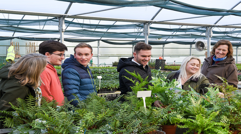 Sparsholt College and Thompson & Morgan launch RHS Chelsea garden