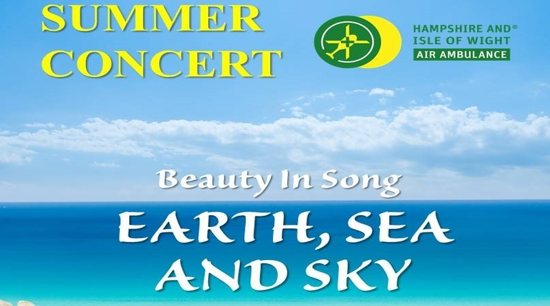 The Harmonium Singers Summer Concert in aid of HIOWAA