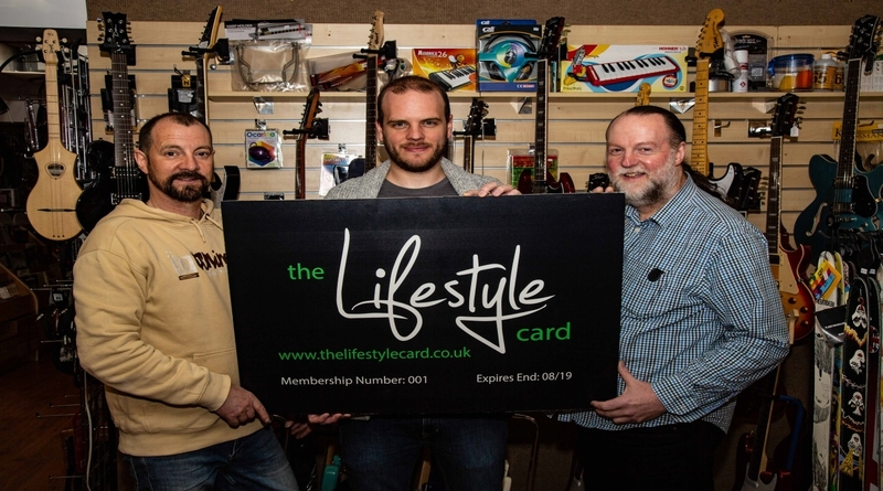 The Lifestyle Card strikes a chord with Stringbrokers