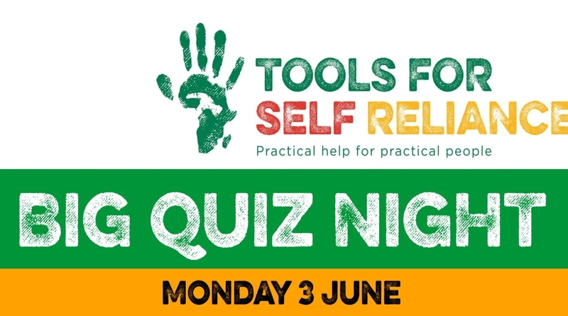 Tools for Self Reliance's Big Quiz Night