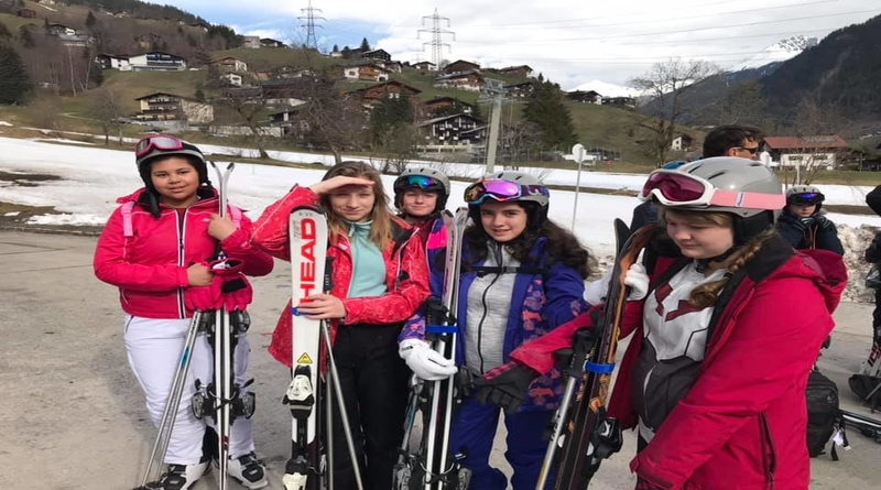 Winton Community Academy pupils take to the slopes for the second year