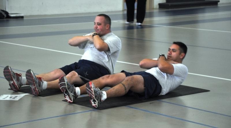 Fitness Classes for Men, Romsey