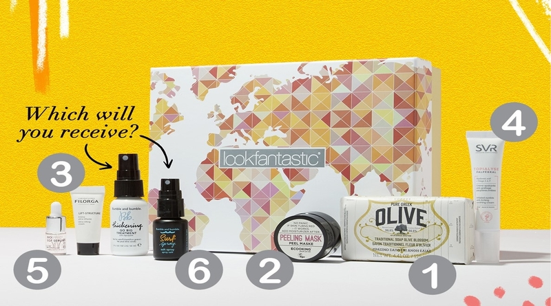 June's Look Fantastic Box 'Around the World'