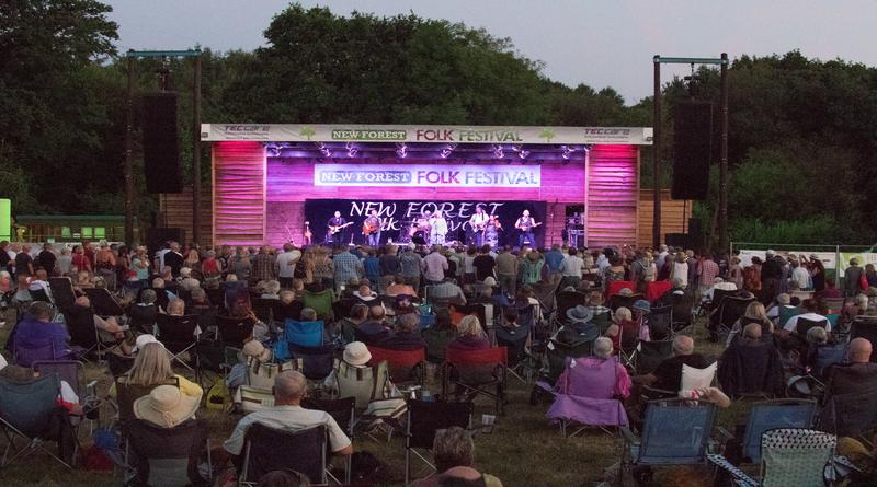 New Forest Folk Festival
